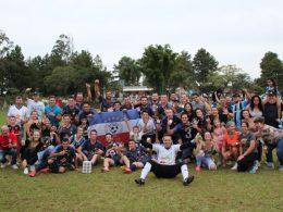 São Paulo FC e EC Divino são os campeões do Campeonato de Futebol de Campo de Tio Hugo