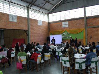 Secretarias de Assistência Social, Educação e Saúde de Tio Hugo promovem o 1º Encontro Municipal de BPC's e Bolsa Família
