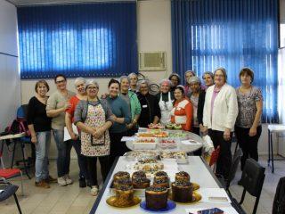 """""""Culinária Natalina"""" foi tema de oficina promovida pela Assistência Social e CRAS Mãos Amigas de Tio Hugo"""