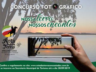Inscrições para o Concurso Regional de Fotografias – Nossa Terra, Nossos Encantos vão até o dia 30 de setembro