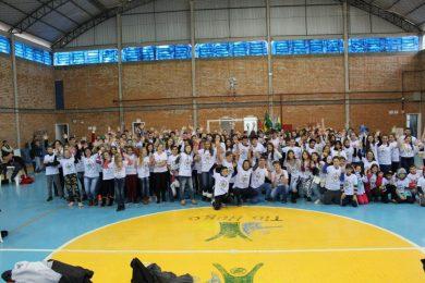 Gincana Estudantil Meio Ambiente e Valorização da Vida envolve alunos das séries finais do ensino fundamental