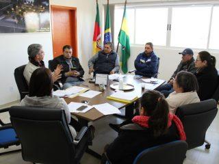 Atualização do Plano Municipal de Saneamento Básico é pauta de reunião