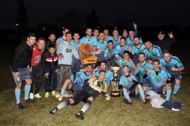 Tio Hugo é bicampeão da Copa Regional dos Campeões (Taça Cassio Alexandre Paludo)