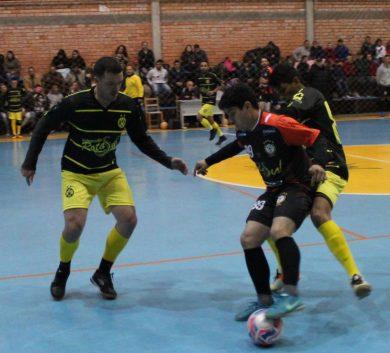 Taça Municipal Ronan Diehl: Resultados e próximos jogos