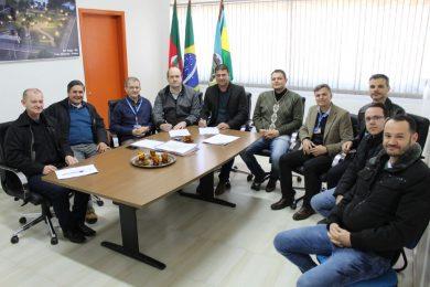 Administração Municipal de Tio Hugo investirá mais de 1,2 milhão de reais em pavimentação urbana