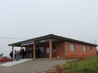 Ato de entrega da Casa Mortuária Municipal ocorreu na sexta-feira 23 de agosto