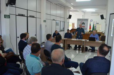 Amasbi realizou encontro em Nicolau Vergueiro