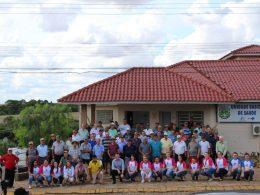 Novembro Azul: Dia D reuniu homens na Unidade Básica de Saúde