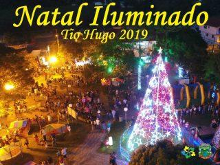 Natal Iluminado 2019: Abertura do evento acontece no dia 29 de novembro