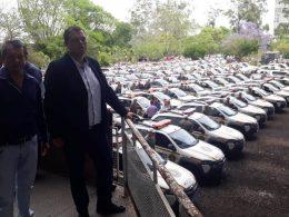 Brigada Militar de Tio Hugo contemplada com nova viatura 0 Km