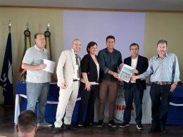 Município de Tio Hugo recebe projeto de implementação de sistema de esgotamento sanitário