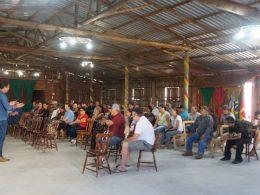 Reformas habitacionais: Reunião apresentou o cronograma de entrega dos materiais de construção