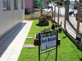 Horto Medicinal: Resgate da Cultura Popular