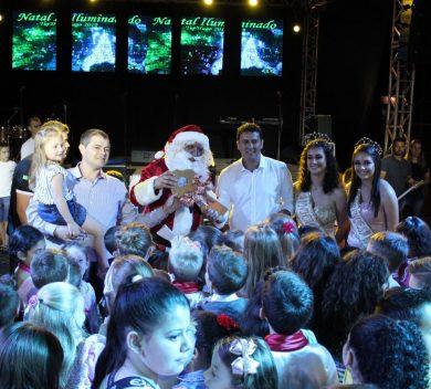 Natal Iluminado 2019: Abertura do evento registrou grande participação do público