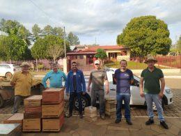 Incentivo a apicultura