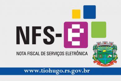 Empresas prestadoras de serviços do município deverão emitir NFS-e obrigatoriamente a partir de julho