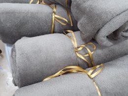 Famílias tio-huguenses beneficiárias do Bolsa Família receberam cobertores