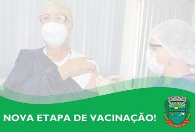 Vacinação contra a Covid-19 para idosos com idade a partir de 85 anos e acamados será iniciada nesta quarta-feira