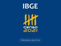 IBGE oferece três vagas para recenseador e uma vaga para Agente Censitário Municipal em Tio Hugo