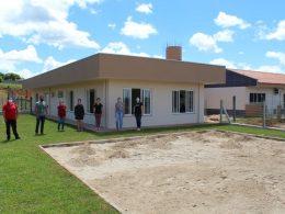 Ampliação concluída: EMEI Arlindo Kerber conta com mais três salas de aula