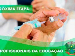 Tio Hugo iniciará a vacinação de profissionais da educação nos próximos dias