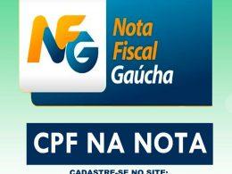 Conhecidos os ganhadores do sorteio municipal de setembro do Nota Fiscal Gaúcha